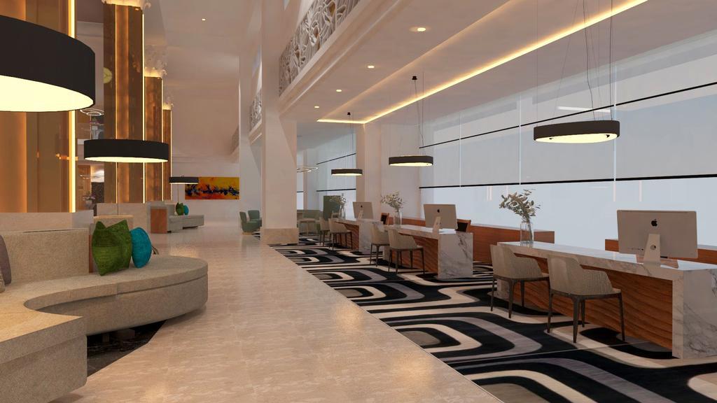 Sama-sama Hotel, KLIA, Commercial, Interior Designer, Azamhadi Interior Designer, Modern, Contemporary