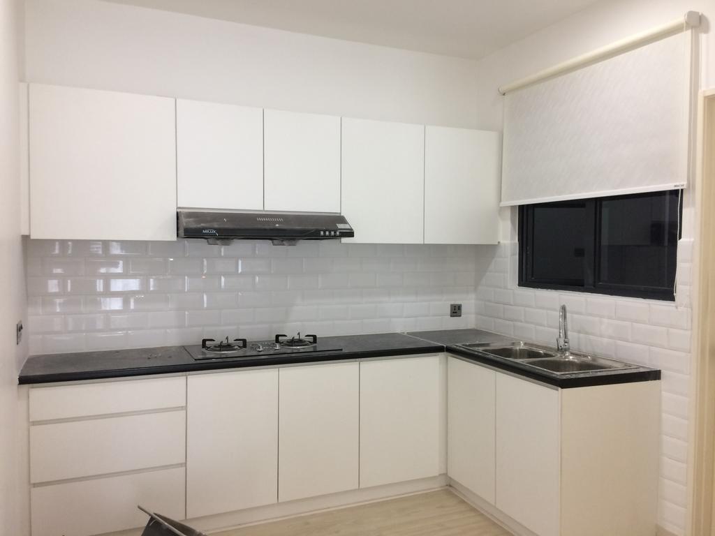 Modern, Condo, The Parc Condominium, Sri Rampai KL, Interior Designer, Azamhadi Interior Designer