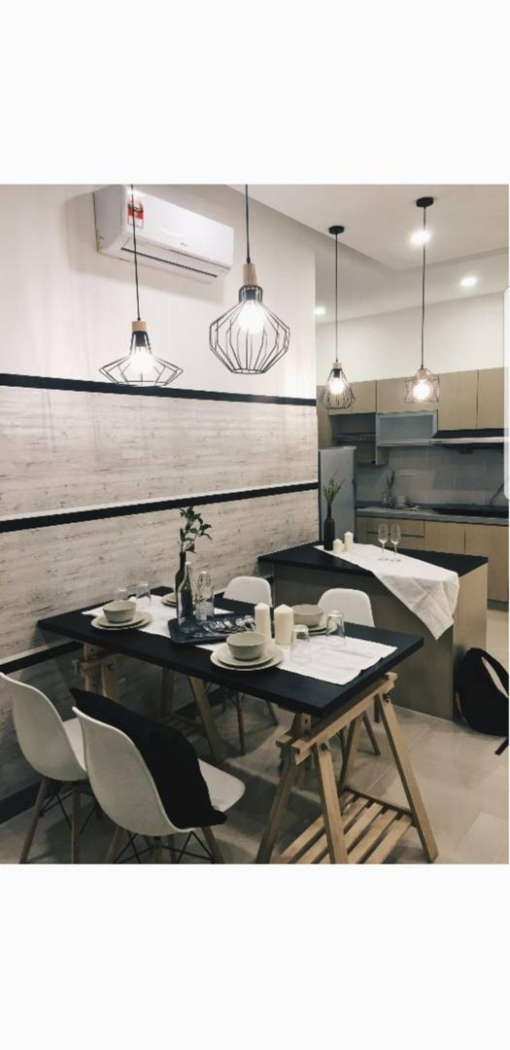 Modern, Apartment, Modern & Contemporary, Interior Designer, Y&L Concept Studio, Contemporary