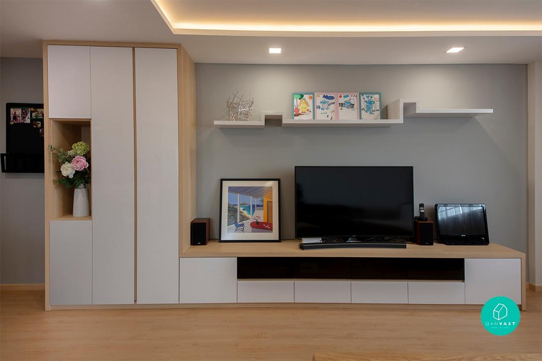 design features common Singapore home