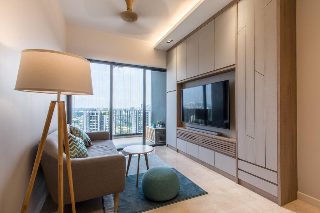 Contemporary, Condo, Alex Residences, Interior Designer, Luova Project Services