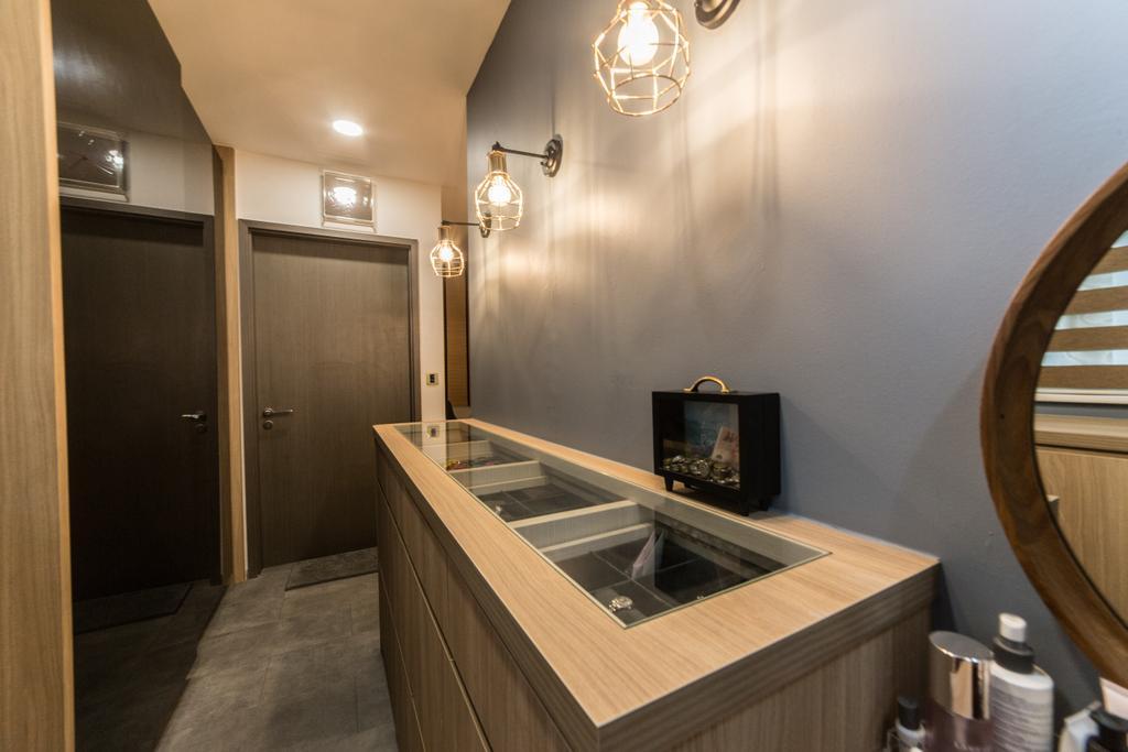 Contemporary, Condo, Bellewaters, Interior Designer, Luova Project Services