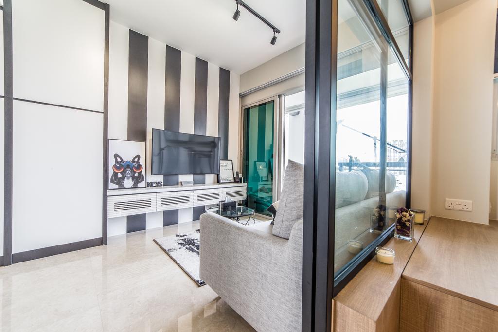 Contemporary, Condo, Eight Riversuites, Interior Designer, Luova Project Services