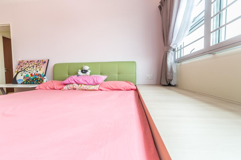 Contemporary, HDB, Bedroom, Lorong 1 Toa Payoh, Interior Designer, Luova Project Services