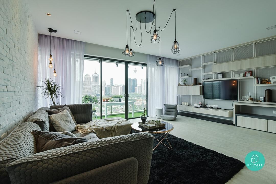 Space saving homes under 2000 sqft