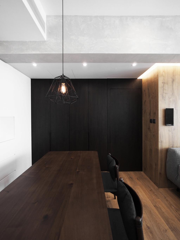 私家樓, 飯廳, 君匯港, 室內設計師, N'creative