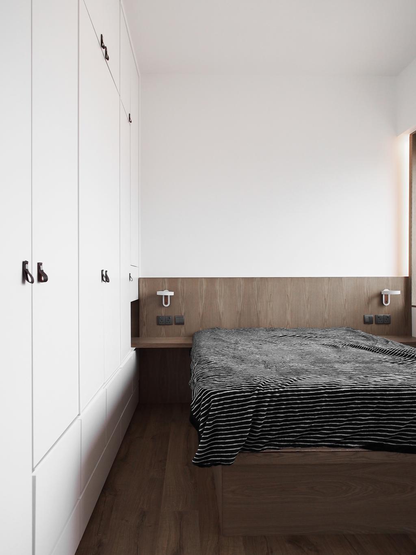 私家樓, 睡房, 君匯港, 室內設計師, N'creative