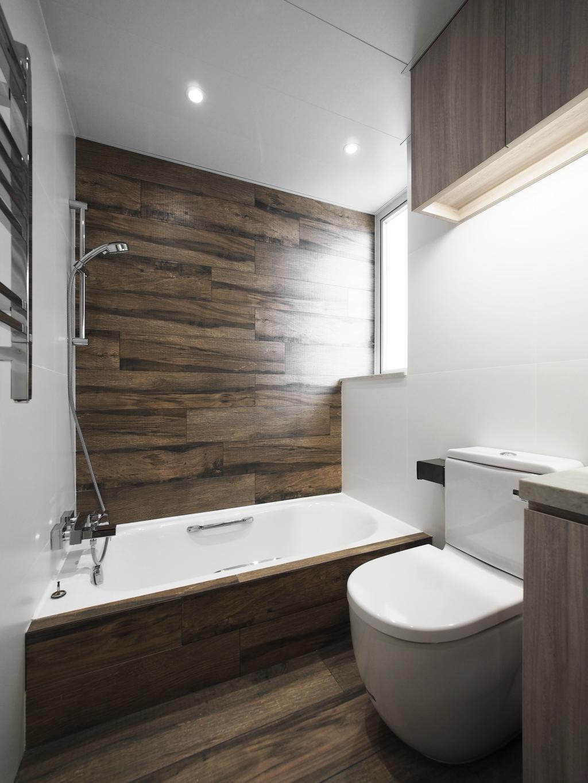 私家樓, 浴室, 君匯港, 室內設計師, N'creative