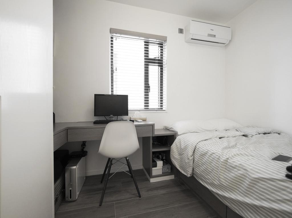 工業, 獨立屋, 睡房, 南山村, 室內設計師, N'creative, 摩登