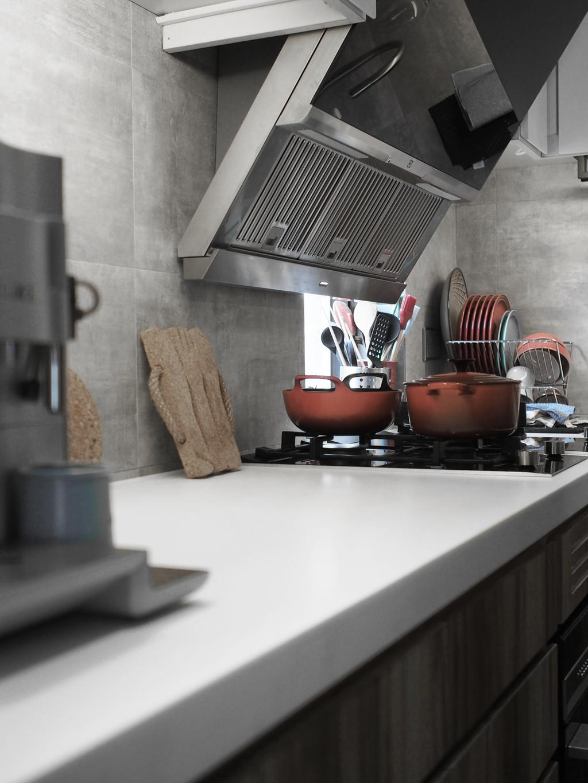 工業, 獨立屋, 廚房, 南山村, 室內設計師, N'creative, 摩登