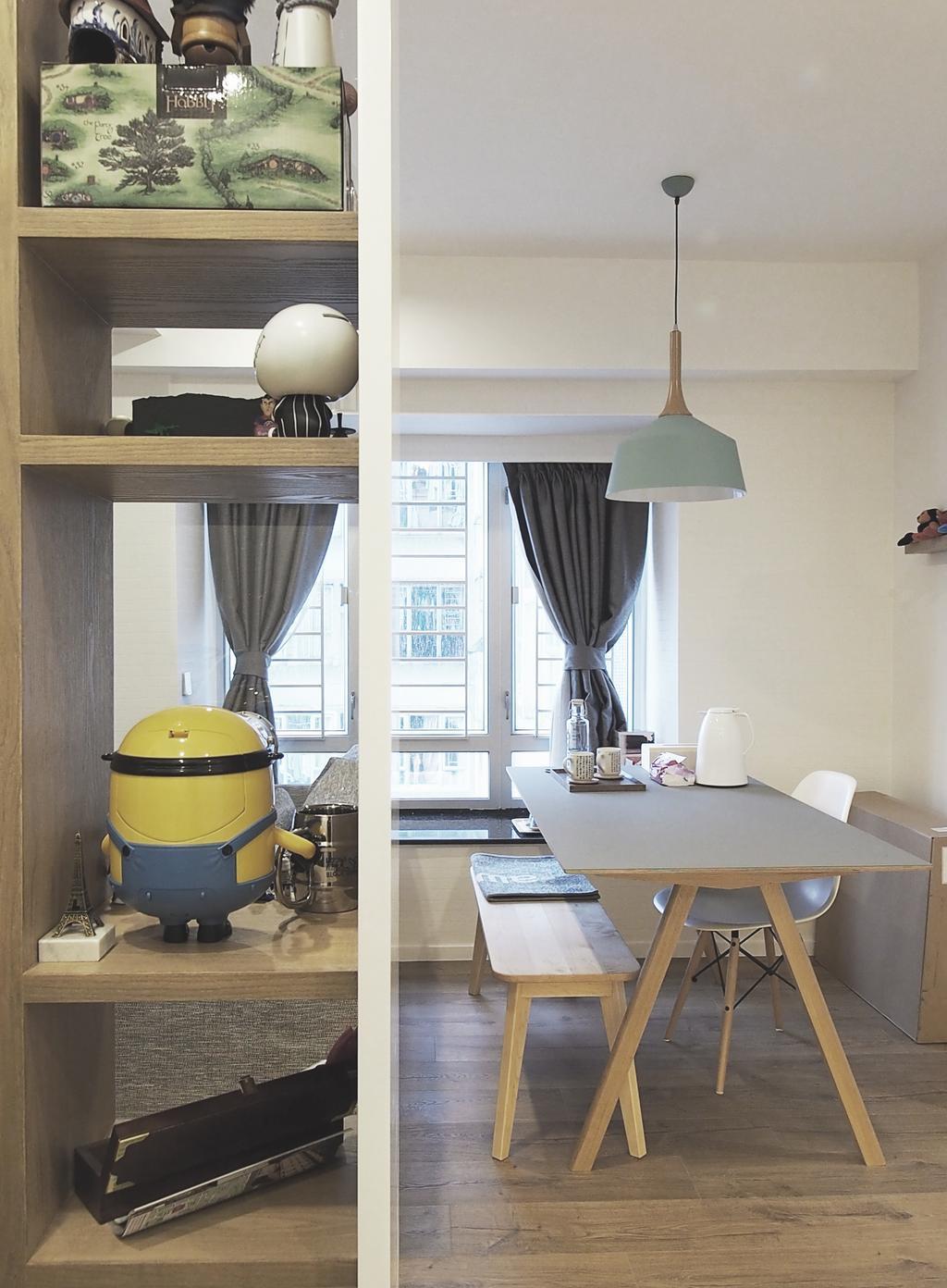 私家樓, 飯廳, 麗都花園, 室內設計師, N'creative