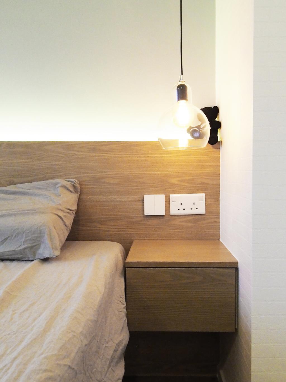 私家樓, 睡房, 麗都花園, 室內設計師, N'creative