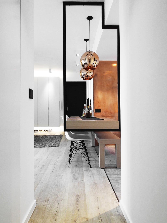 工業, 私家樓, 飯廳, 浪翠園, 室內設計師, N'creative