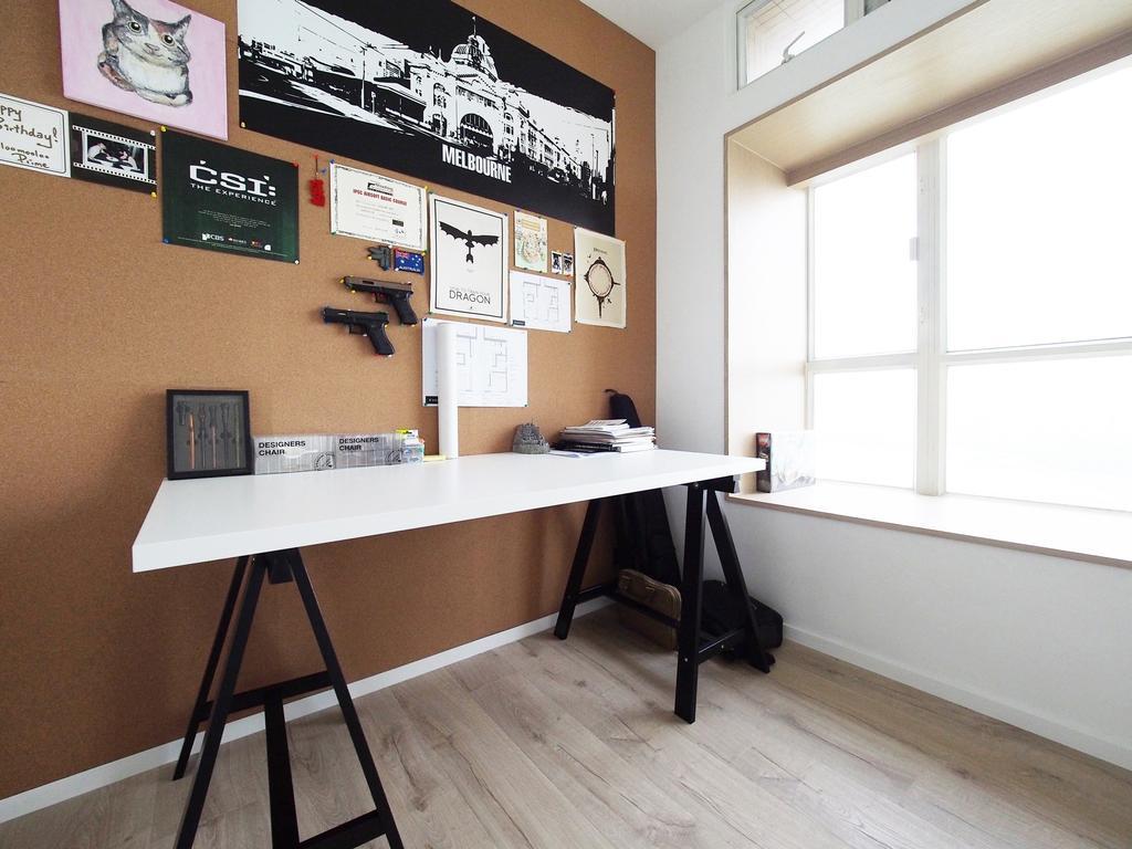 工業, 私家樓, 書房, 浪翠園, 室內設計師, N'creative