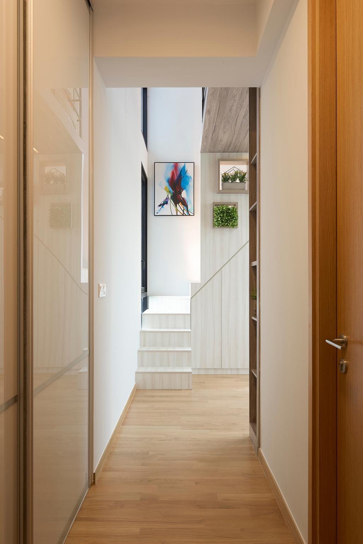 Contemporary, Condo, The Trilinq, Interior Designer, U-Home Interior Design