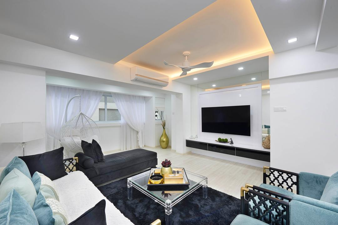 Projects By U Home Interior Design. Tampines Street 41