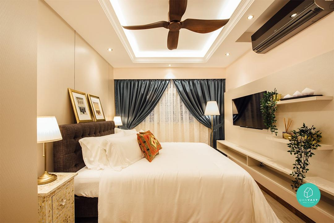 Hotel inspired homes Singapore