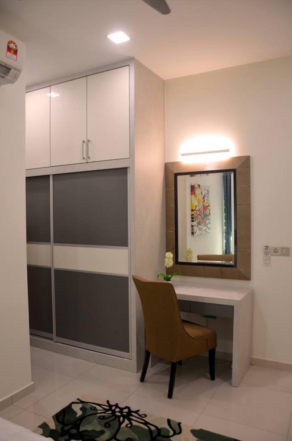 Modern, Landed, Mahkota Height, Kuantan, Interior Designer, Azamhadi Interior Designer