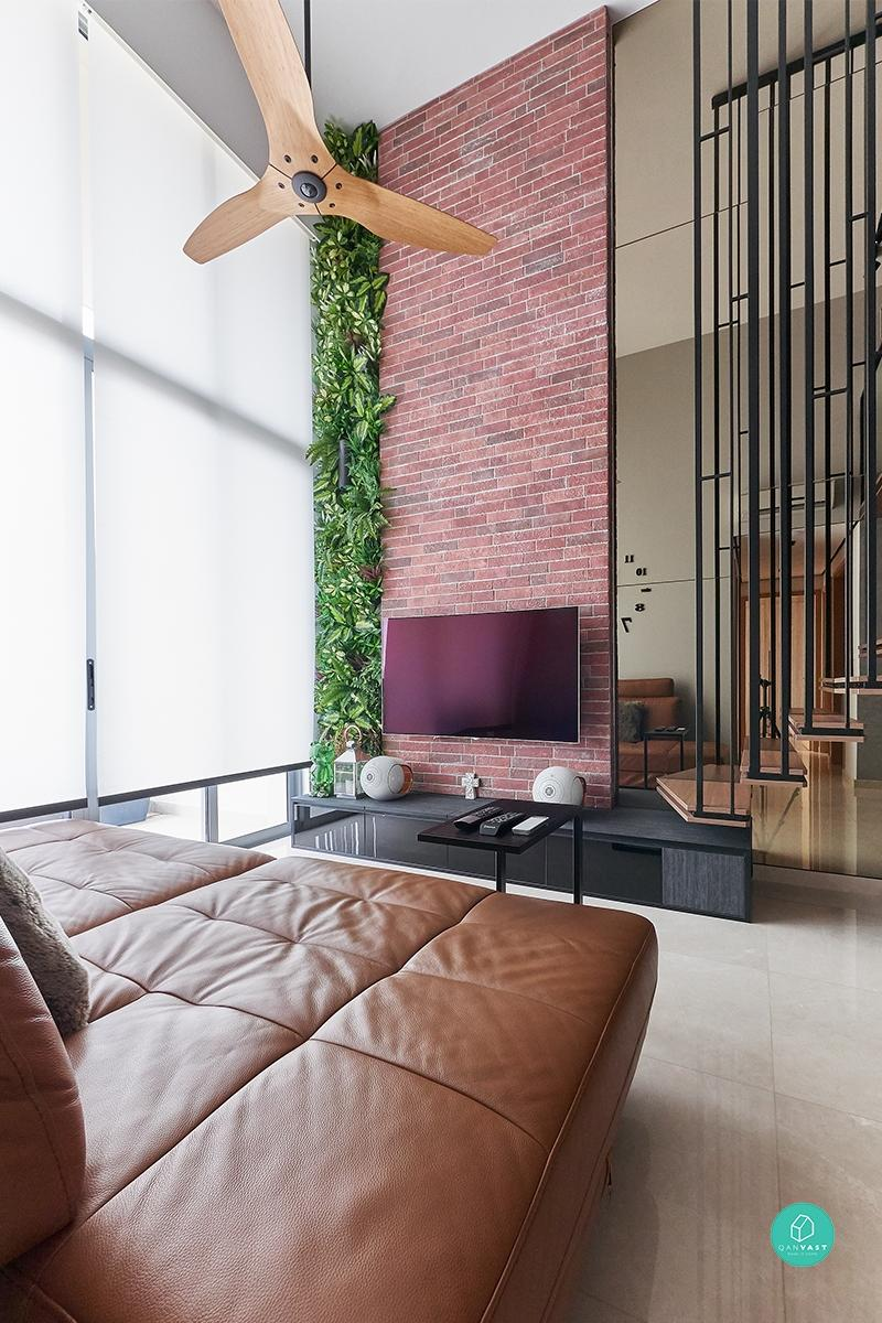Loft Condo at The Glades by Space Atelier