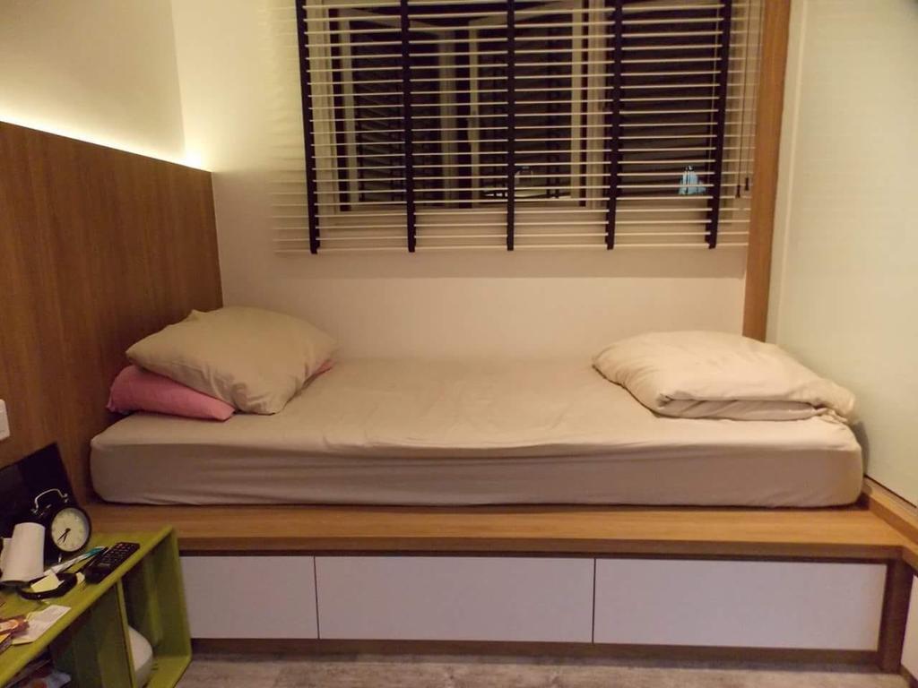 HDB, Bedroom, Canberra Crescent, Interior Designer, Design Identity