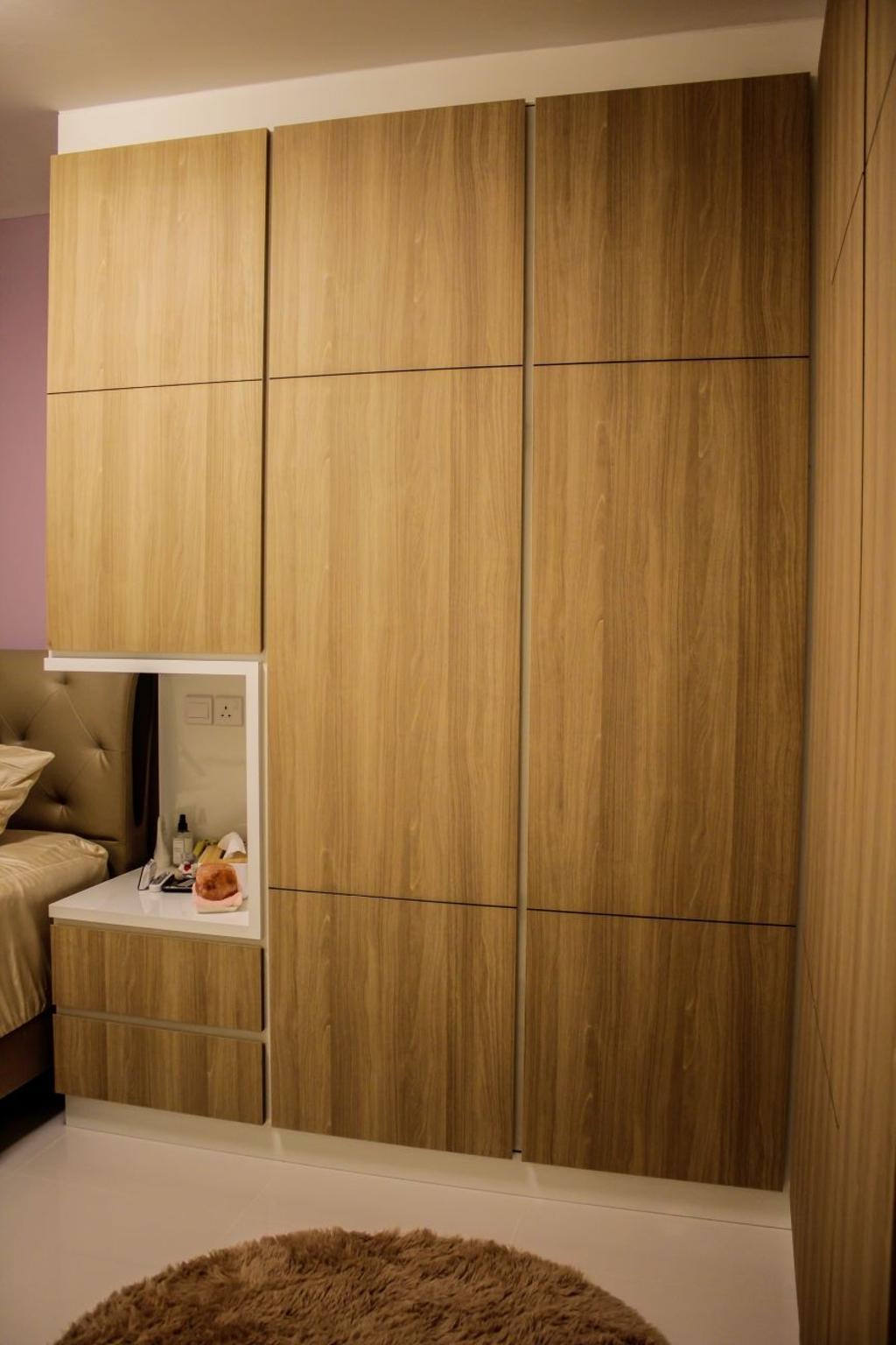 Modern, HDB, Living Room, Buangkok Crescent (Block 997), Interior Designer, Design Identity