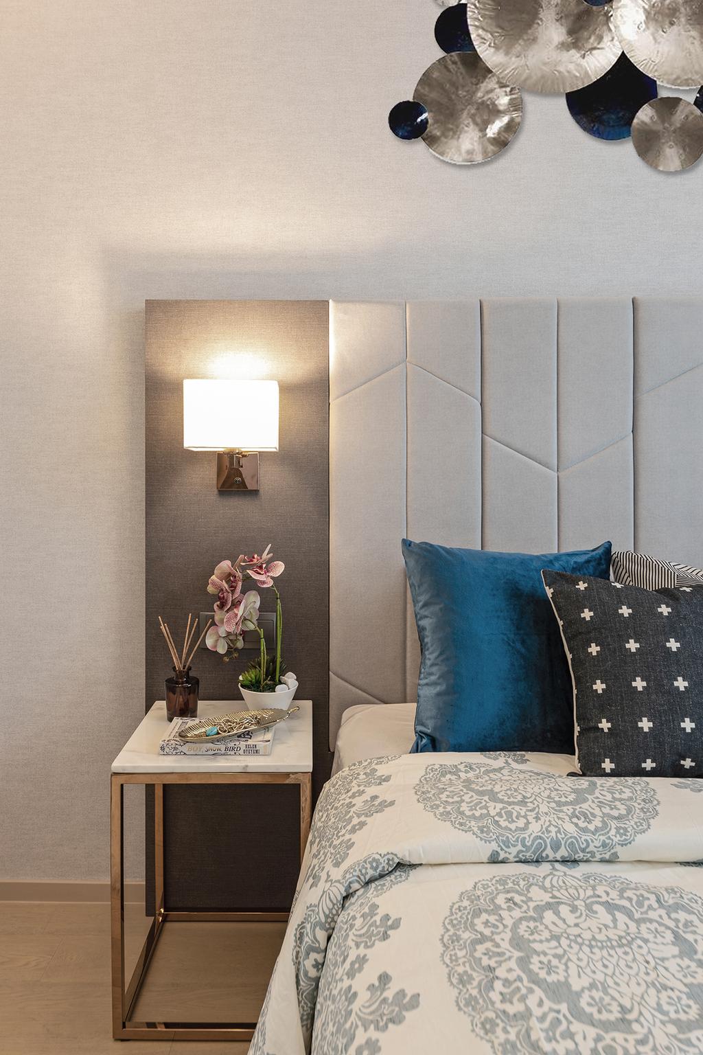Contemporary, Condo, Bedroom, Panorama, Interior Designer, Ark Interior