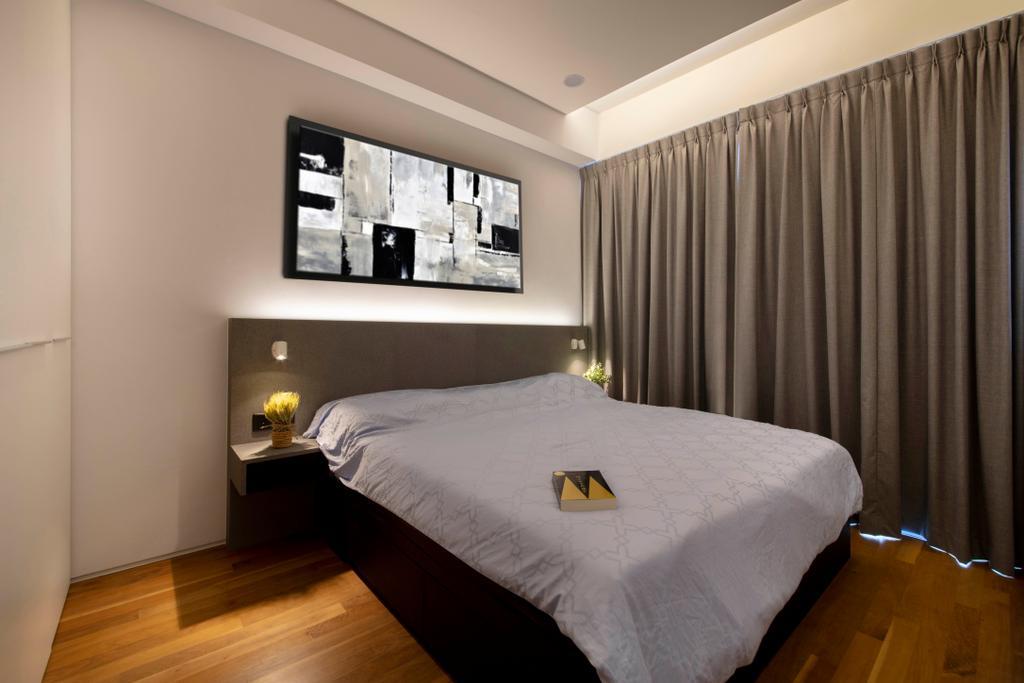 Contemporary, Condo, Bedroom, VIIO @ Balestier, Interior Designer, Starry Homestead