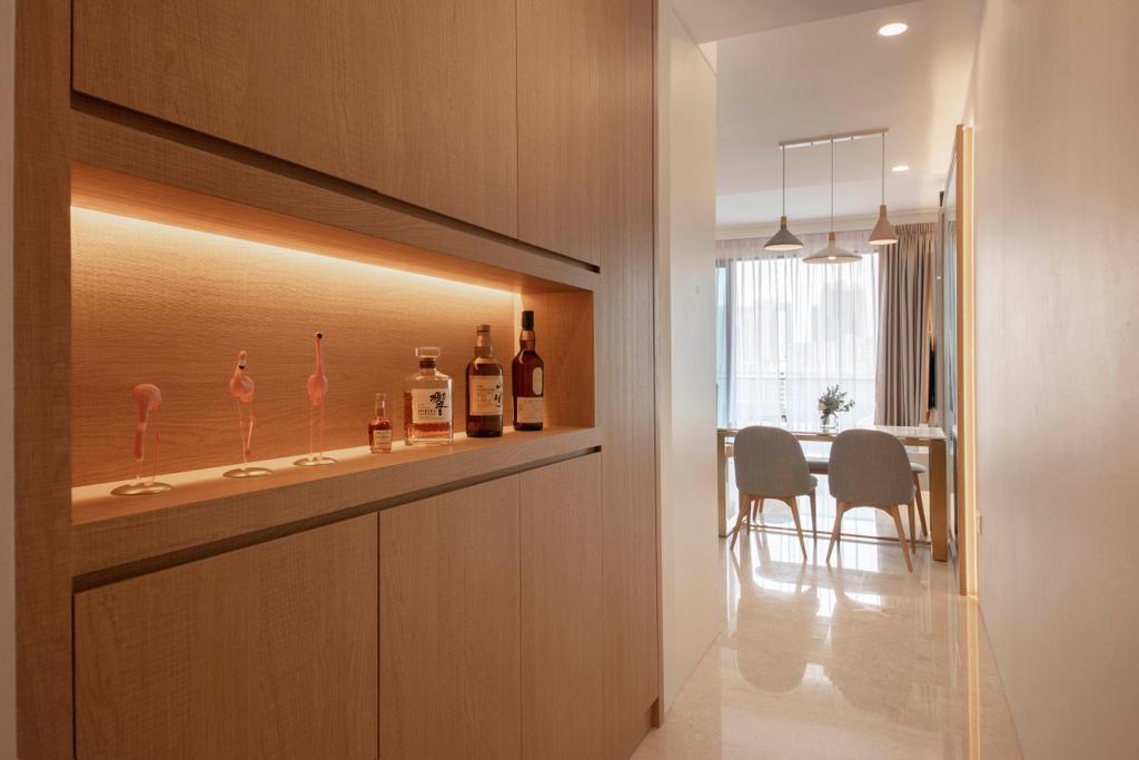 Contemporary, Condo, VIIO @ Balestier, Interior Designer, Starry Homestead