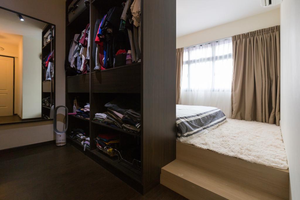 Contemporary, HDB, Keat Hong Link, Interior Designer, Glamour Concept