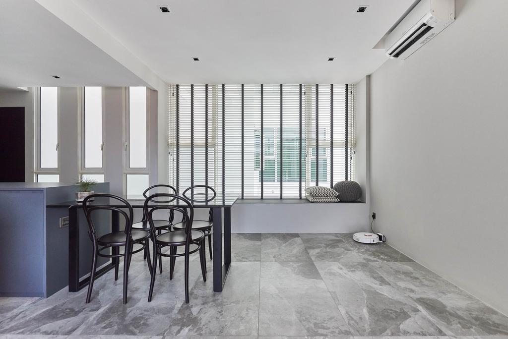 Contemporary, Condo, Dining Room, Parc Emily, Interior Designer, The Roomakers