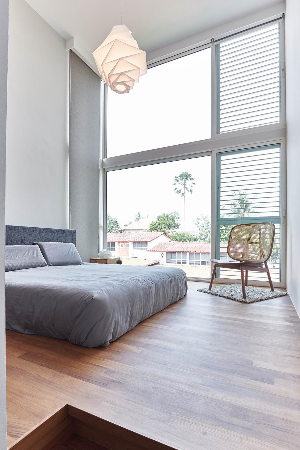 Contemporary, Condo, Bedroom, Parc Emily, Interior Designer, The Roomakers