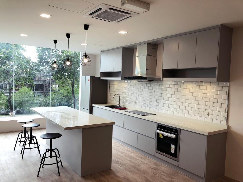Mahkota Bakery, Cheras, Commercial, Interior Designer, DesignLah, Minimalistic