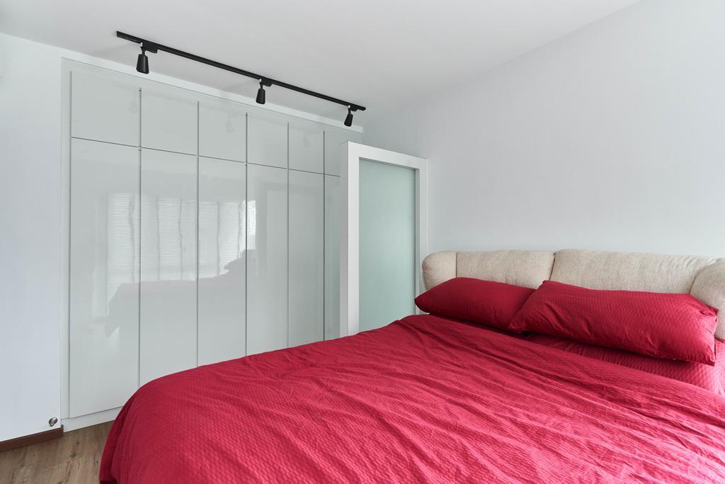 Contemporary, Condo, Bedroom, Palm Garden, Interior Designer, Viz Studio