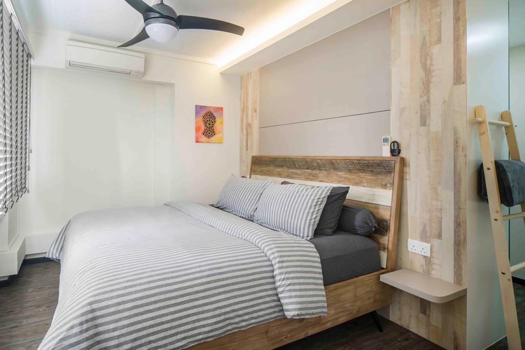 Contemporary, HDB, Pasir Ris, Interior Designer, Cozy Ideas Interior Design