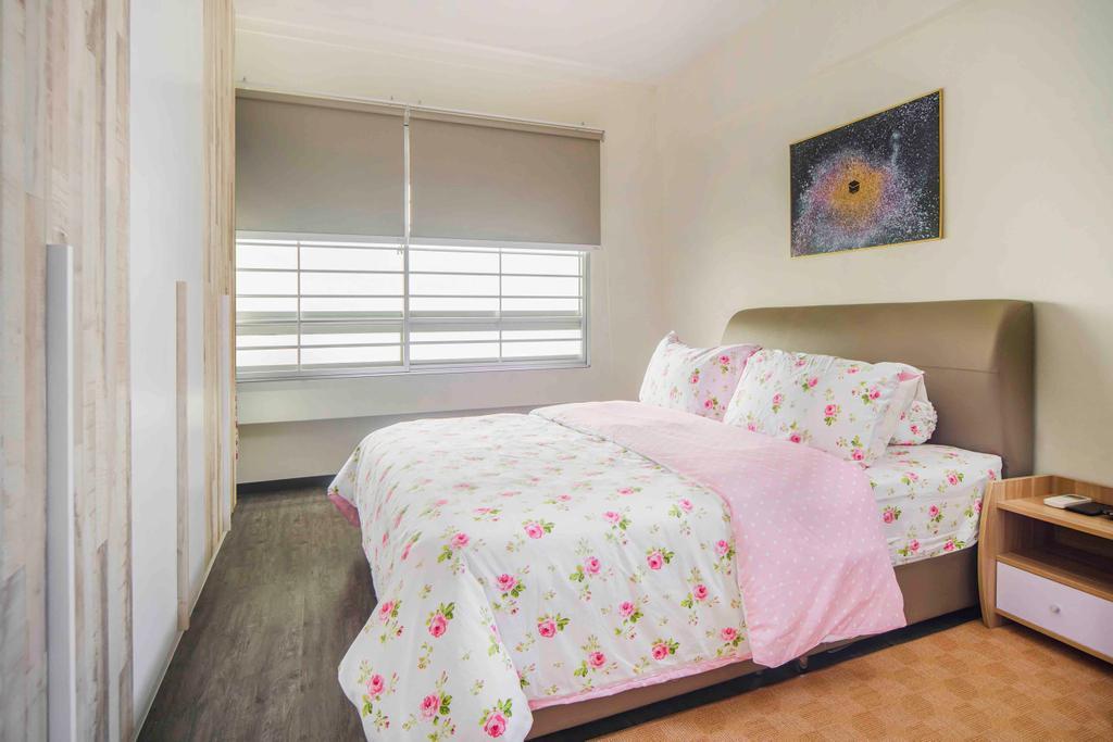 Contemporary, HDB, Bedroom, Pasir Ris, Interior Designer, Cozy Ideas Interior Design