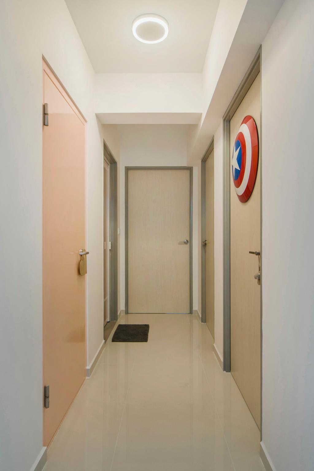 Contemporary, HDB, Telok Blangah, Interior Designer, Cozy Ideas Interior Design