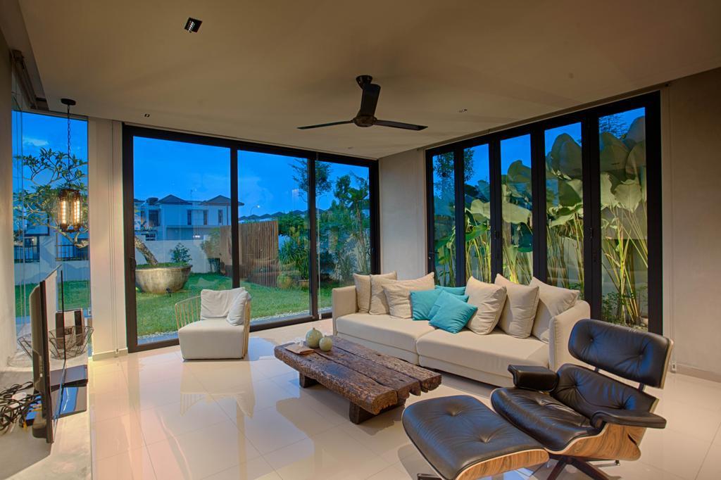 Contemporary, Landed, The Gardens, Interior Designer, Minutiae