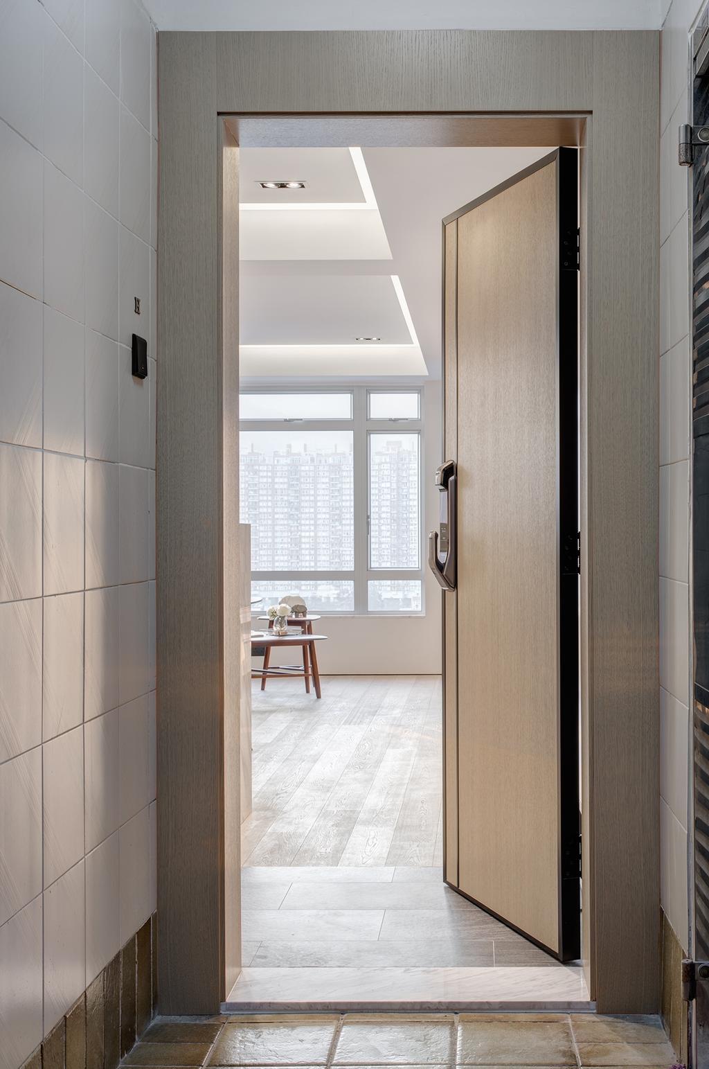 簡約, 私家樓, 銀禧花園, 室內設計師, in Him's Interior Design, 摩登
