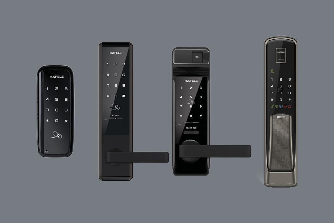 hafele digital locks
