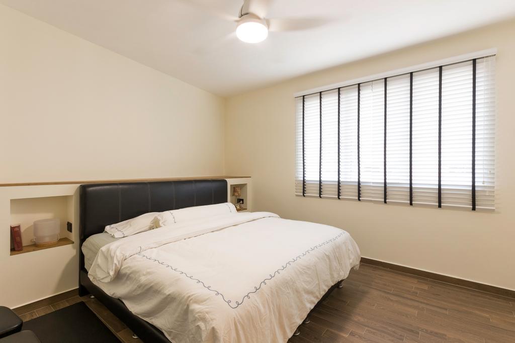 Scandinavian, HDB, Bedroom, Bishan Street 22, Interior Designer, Metamorph Design