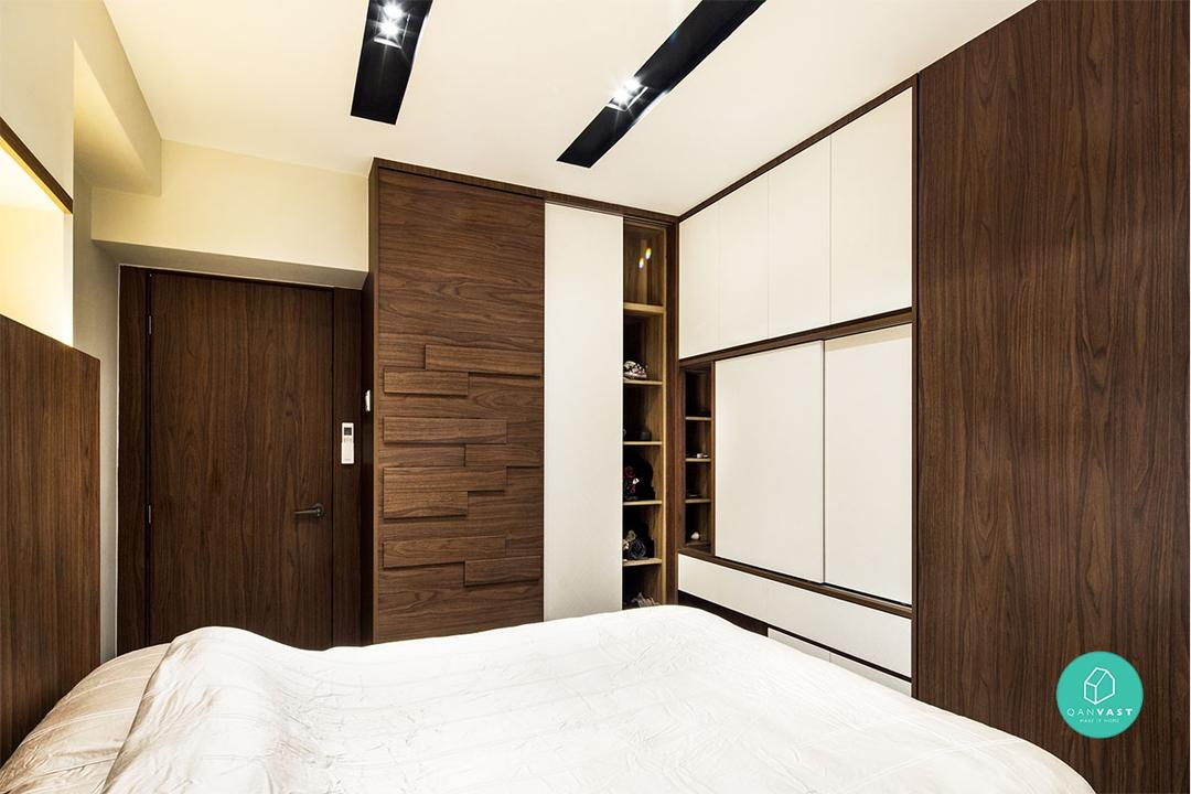 Before and After Resale Homes Singapore