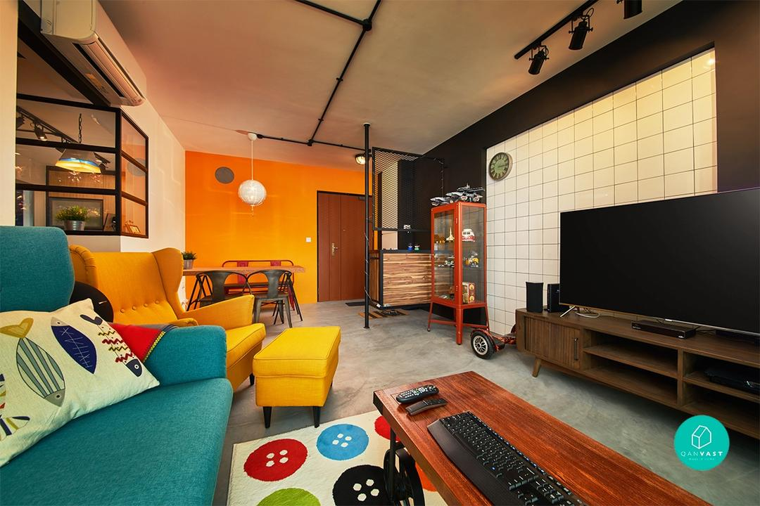 Back to the Future: 6 Groovy Retro Homes That Still Have It 14