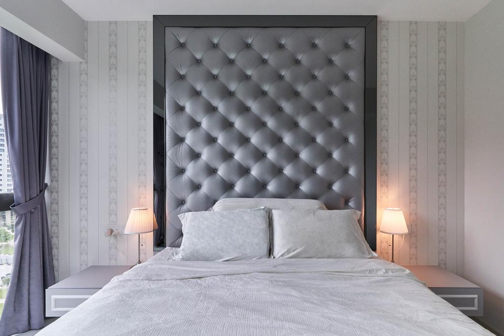 Contemporary, Condo, Bedroom, The Terrace, Interior Designer, i-Chapter