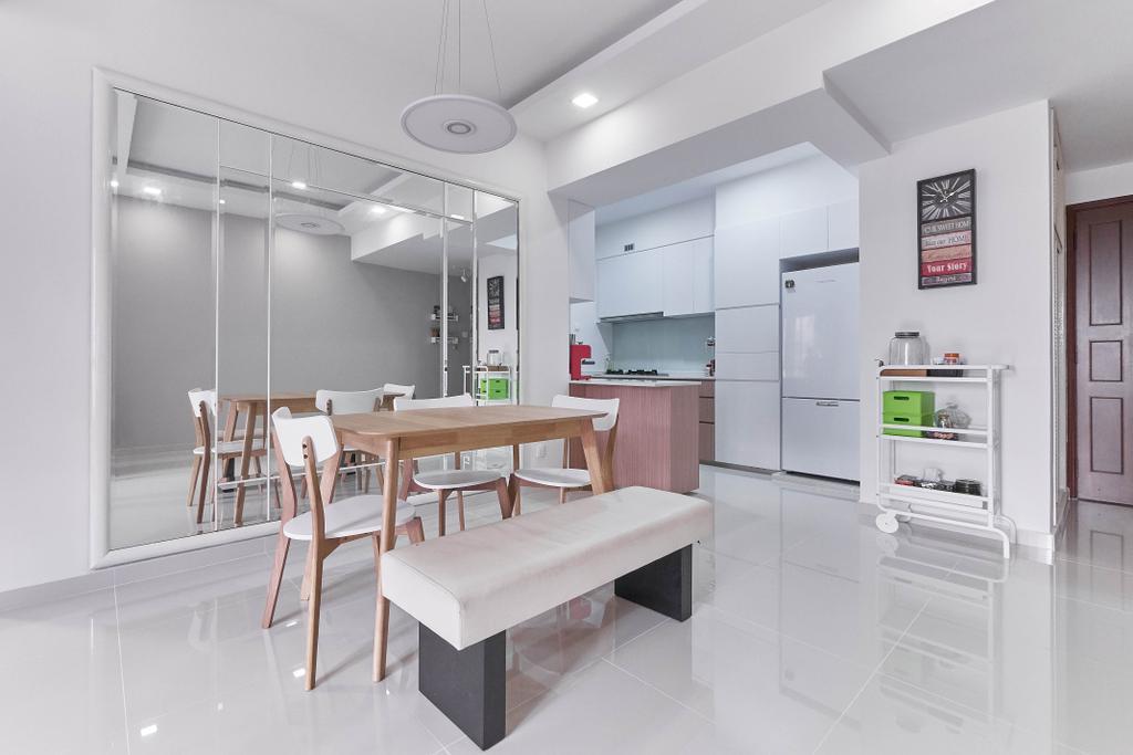 Contemporary, Condo, Dining Room, Castle Green, Interior Designer, Style Living Interior, Scandinavian