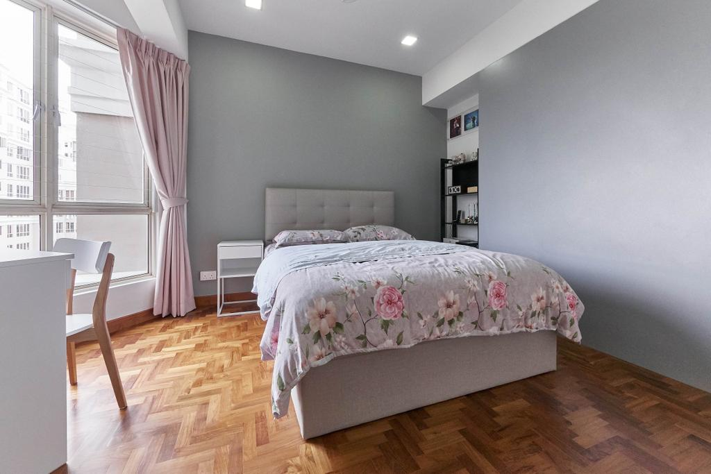 Contemporary, Condo, Bedroom, Castle Green, Interior Designer, Style Living Interior, Scandinavian