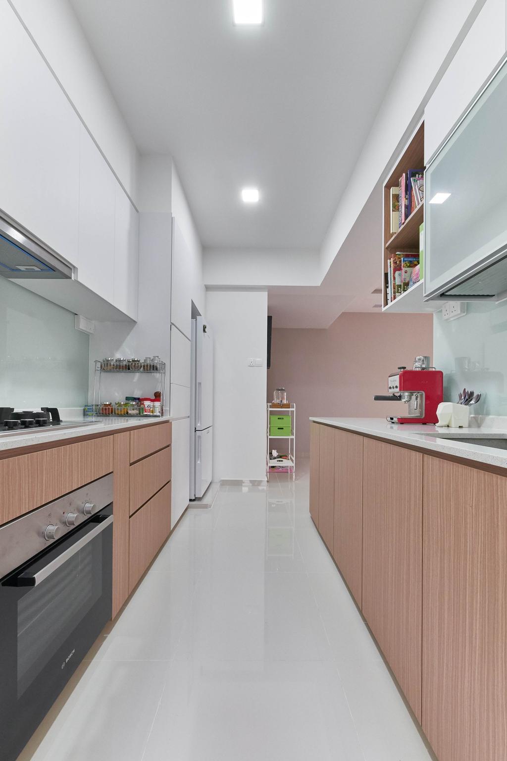 Contemporary, Condo, Kitchen, Castle Green, Interior Designer, Style Living Interior, Scandinavian