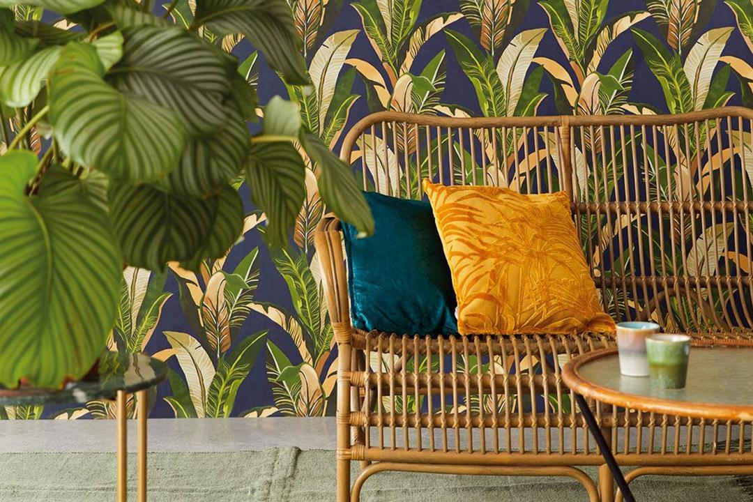 Reinvent Your Walls With These Chic, Swoon-Worthy Coverings 21