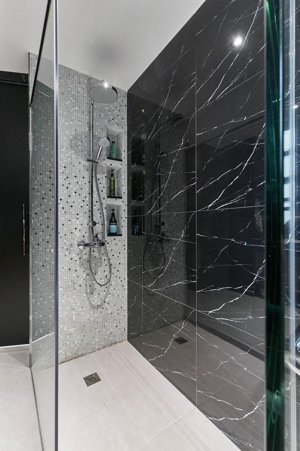 Contemporary, Condo, Bathroom, Hillington Green, Interior Designer, Aart Boxx Interior