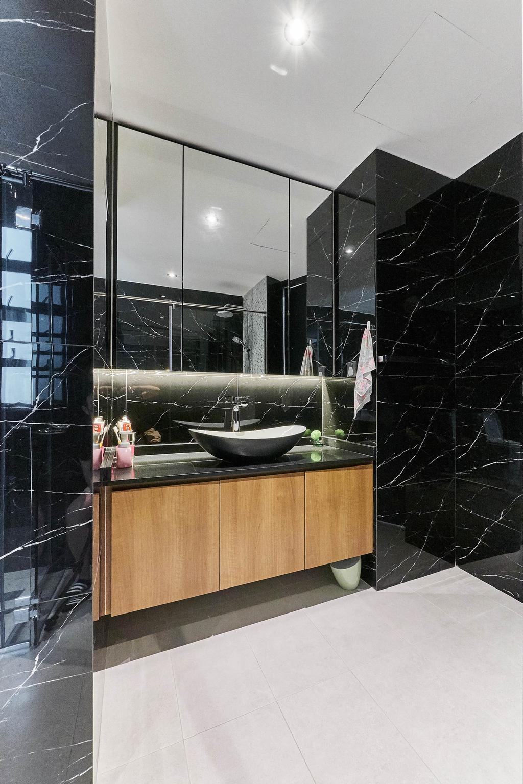 Contemporary, Condo, Hillington Green, Interior Designer, Aart Boxx Interior
