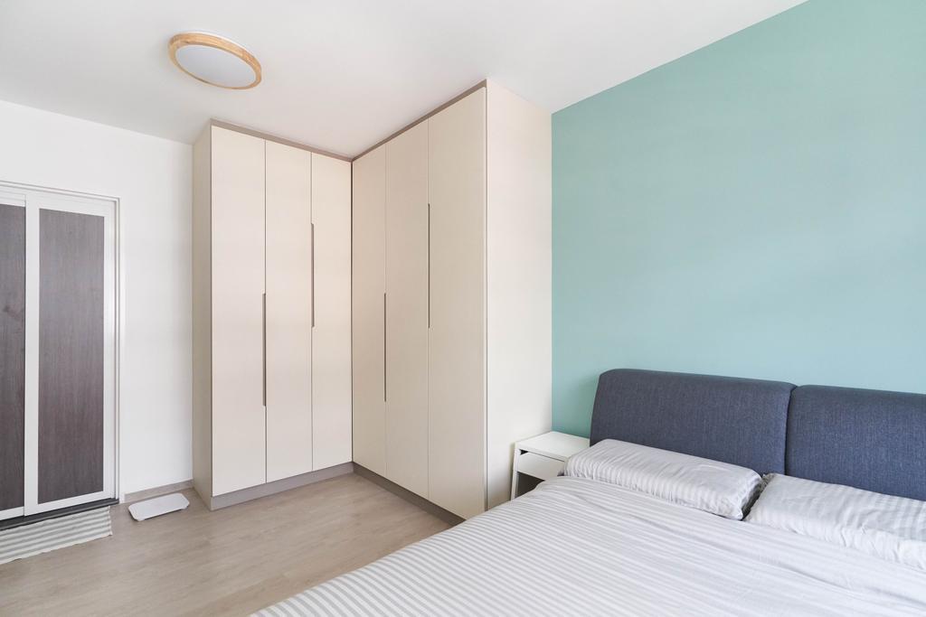 Contemporary, HDB, Bedroom, Bukit Batok West Avenue 8, Interior Designer, Zenith Arc